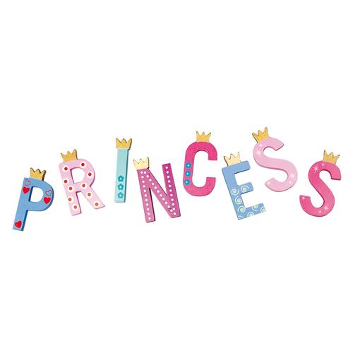 Princess Letters Micki Leksaker