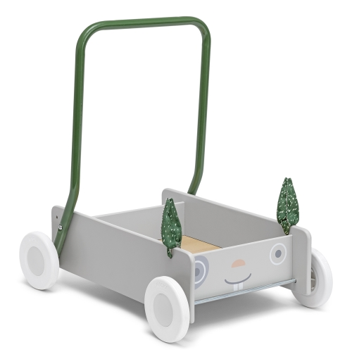 Micki lära gå vagn, senses