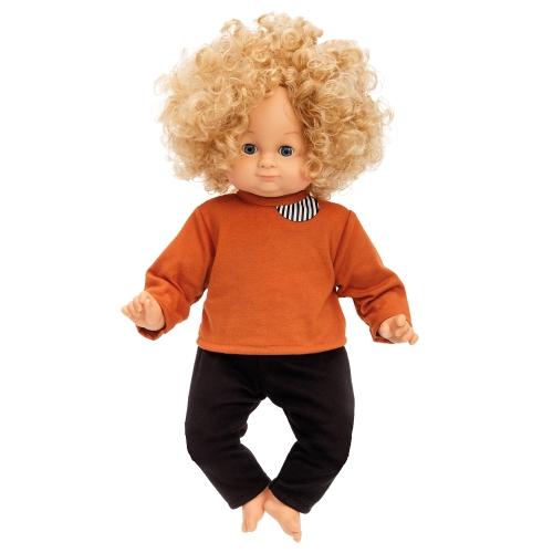 Lillan docka ljust hår 36 cm