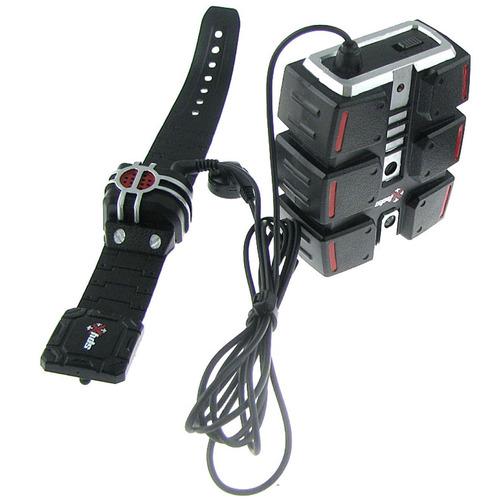 Secr agent walkie talkie