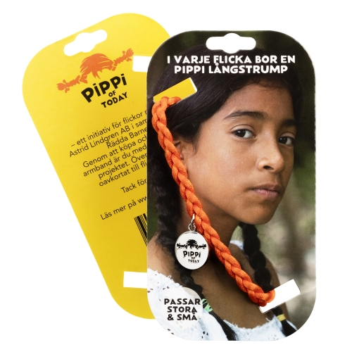 Pippi of today - ARMBAND
