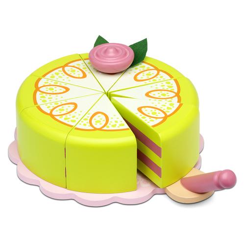 Prinsesstårta, i trä