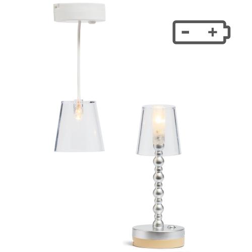 Lundby golv+taklampa batteri