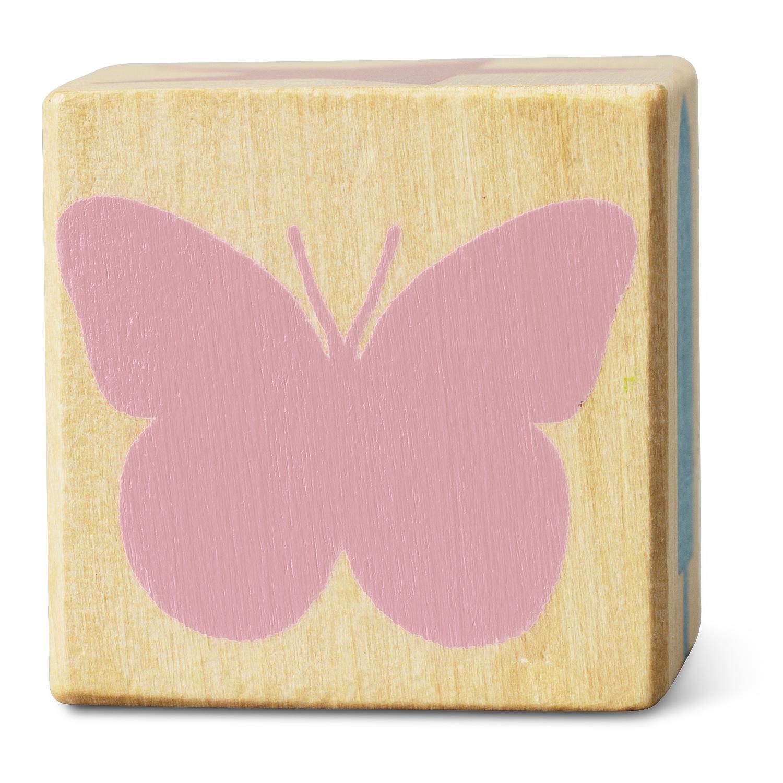 Alphabet Blocks Pastel 36 Pc Micki