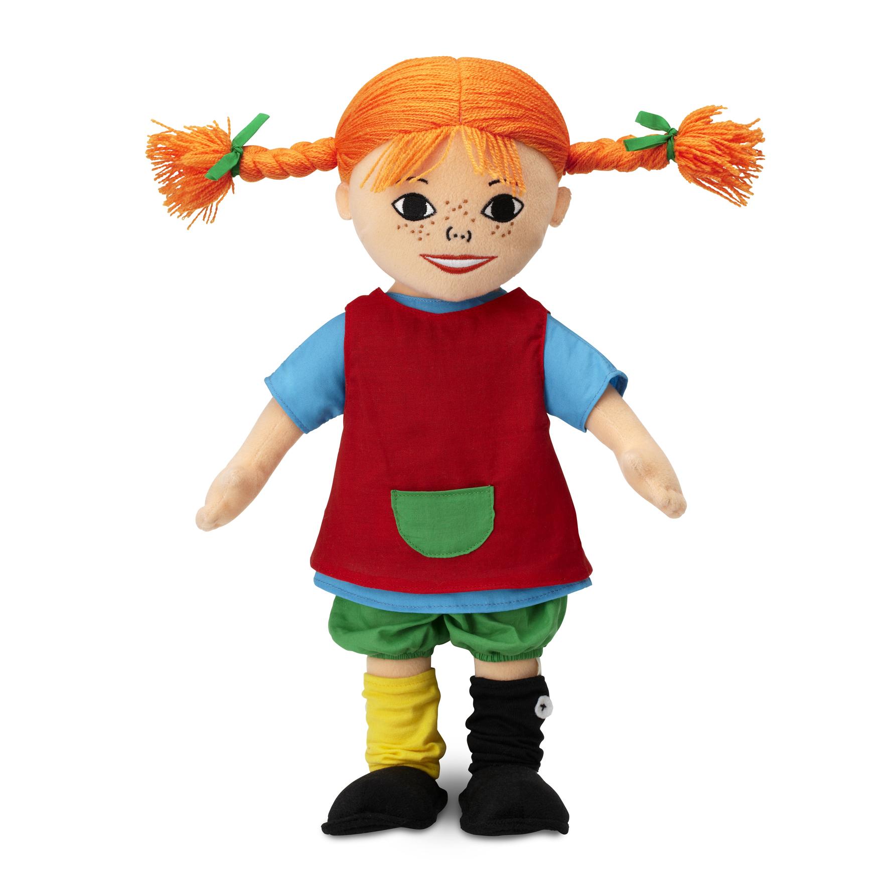 Micki Leksaker 40cm Pippi Doll