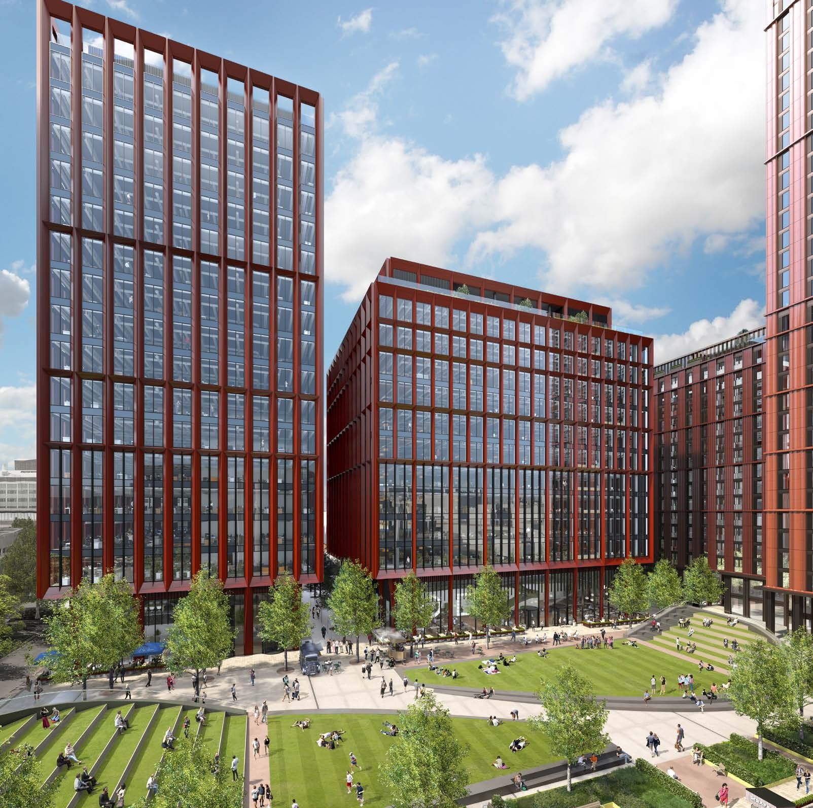 Office Manchester, M1 7ED - No 2 Circle Square