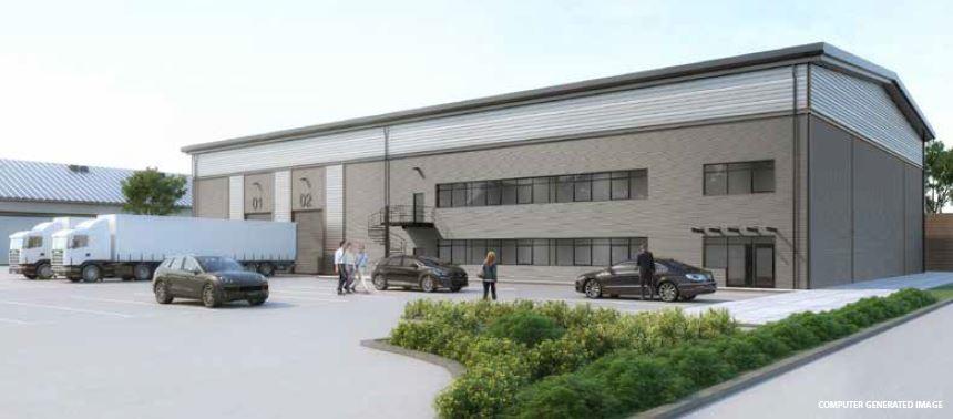 Industrial Bristol, BS16 9QH - Unit 7 Pucklechurch Industrial Estate