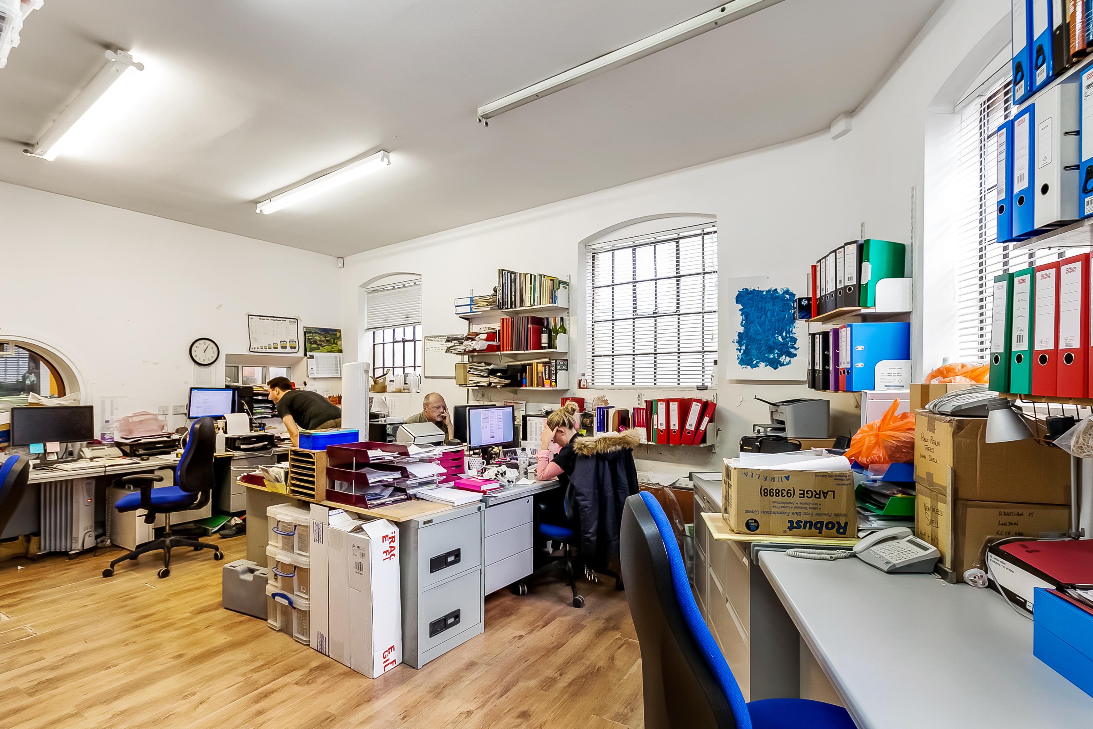 Office London, EC1V 0JD - 1 Berry Place