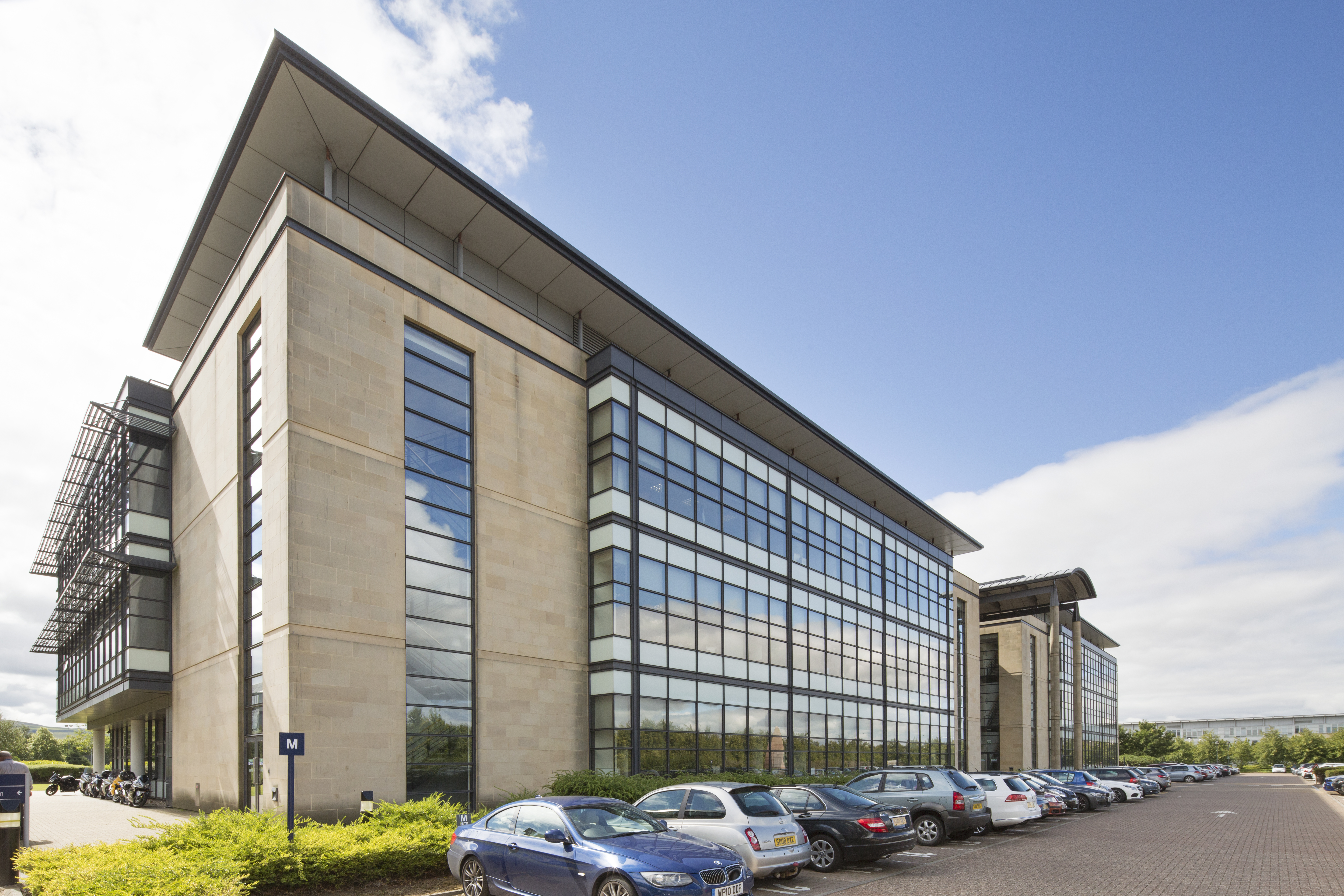 Office Edinburgh, EH12 9RH - The Younger Building