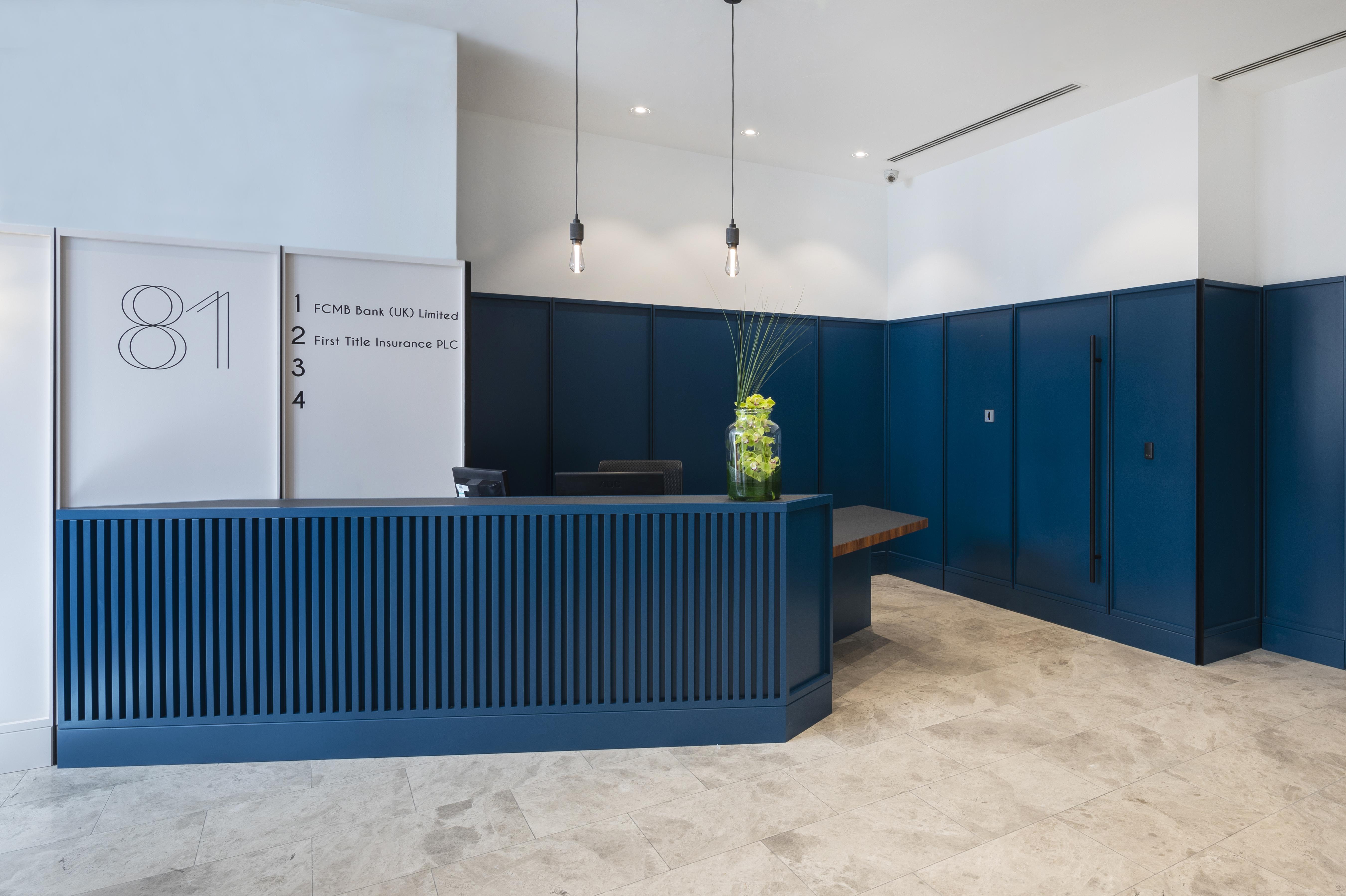 Office London, EC3V 0AU - 81 Gracechurch Street