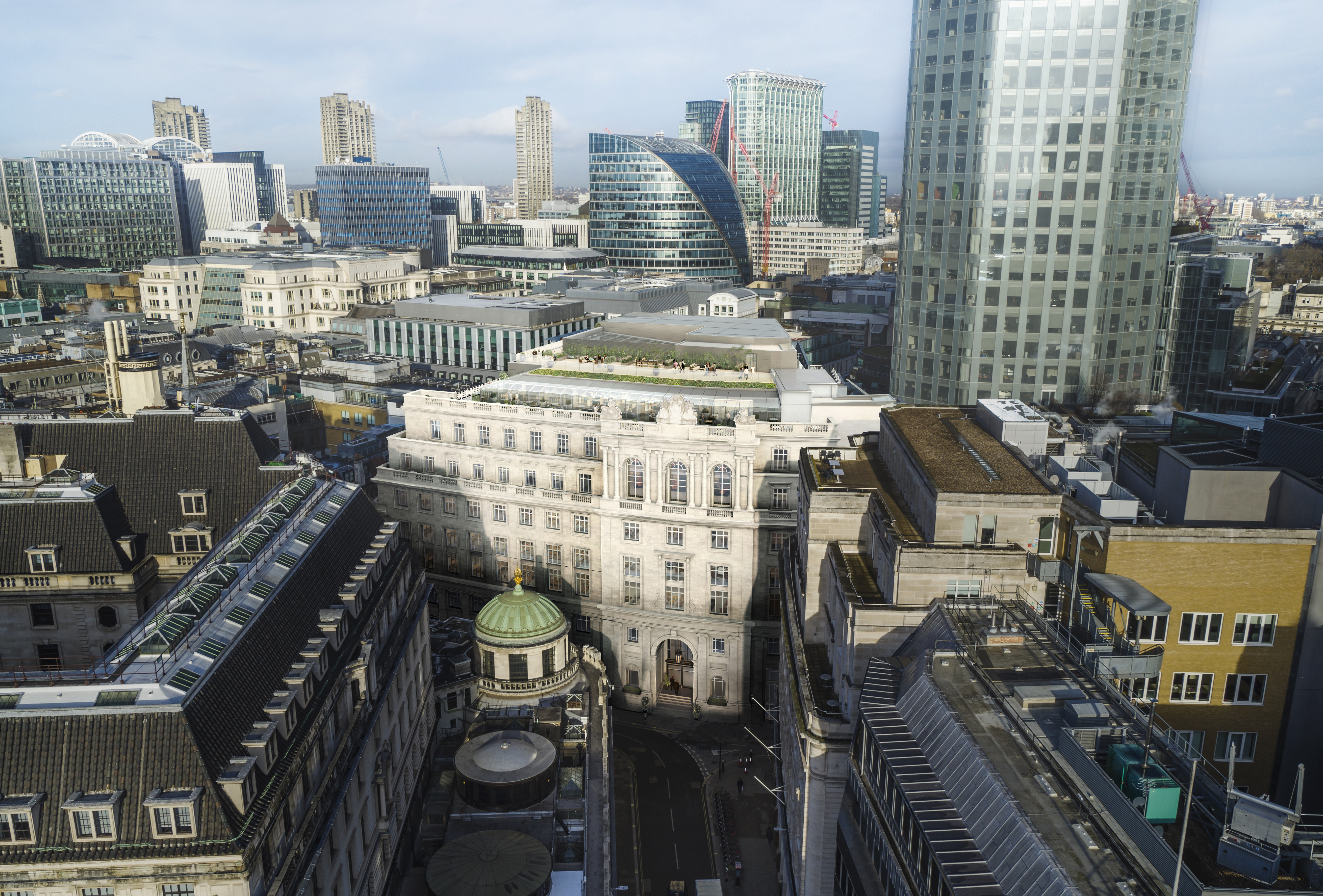 Office London, EC2R 7HF - 41 Lothbury