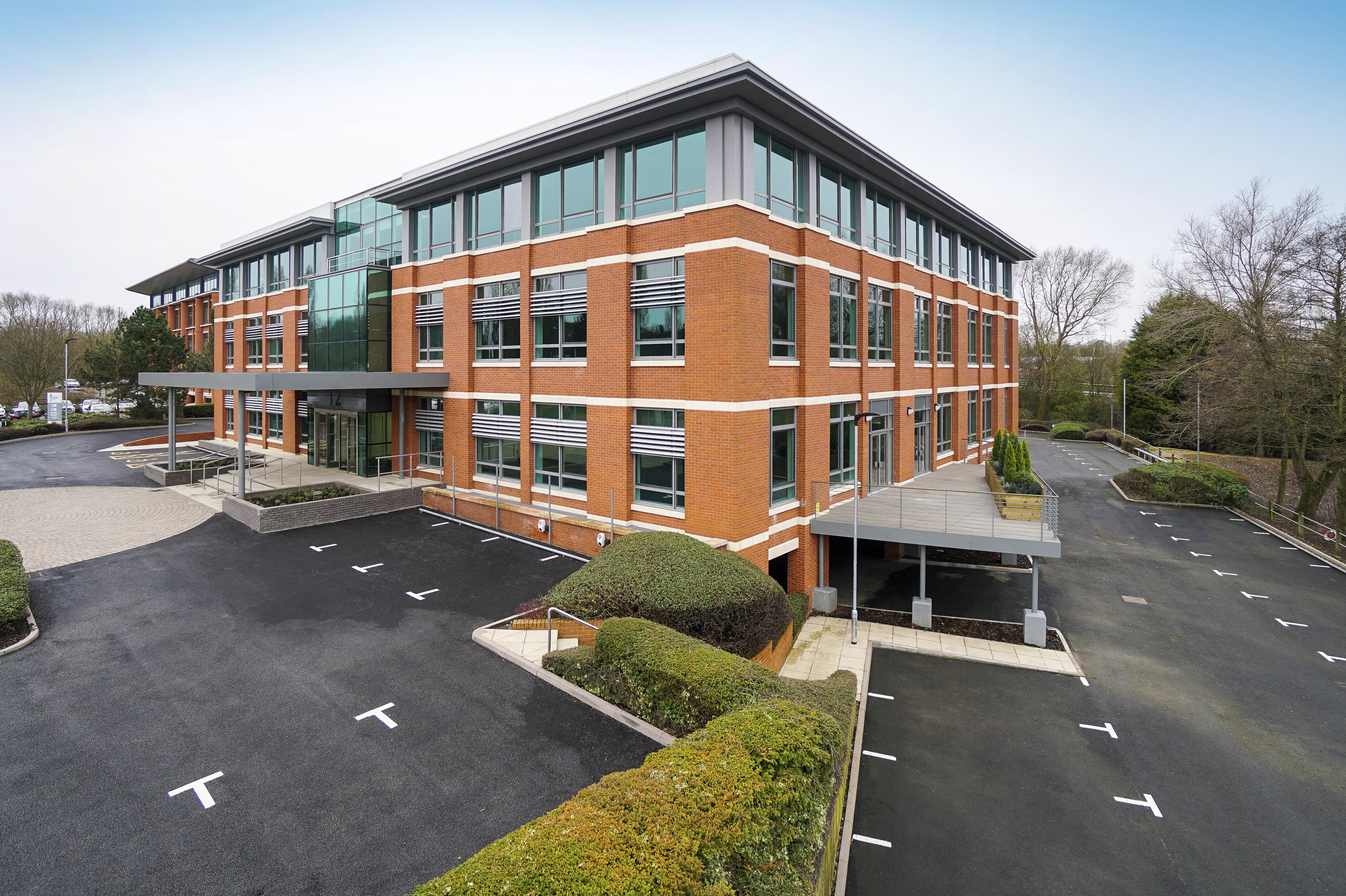Office Birmingham, B37 7ES - T2, Trinity Park