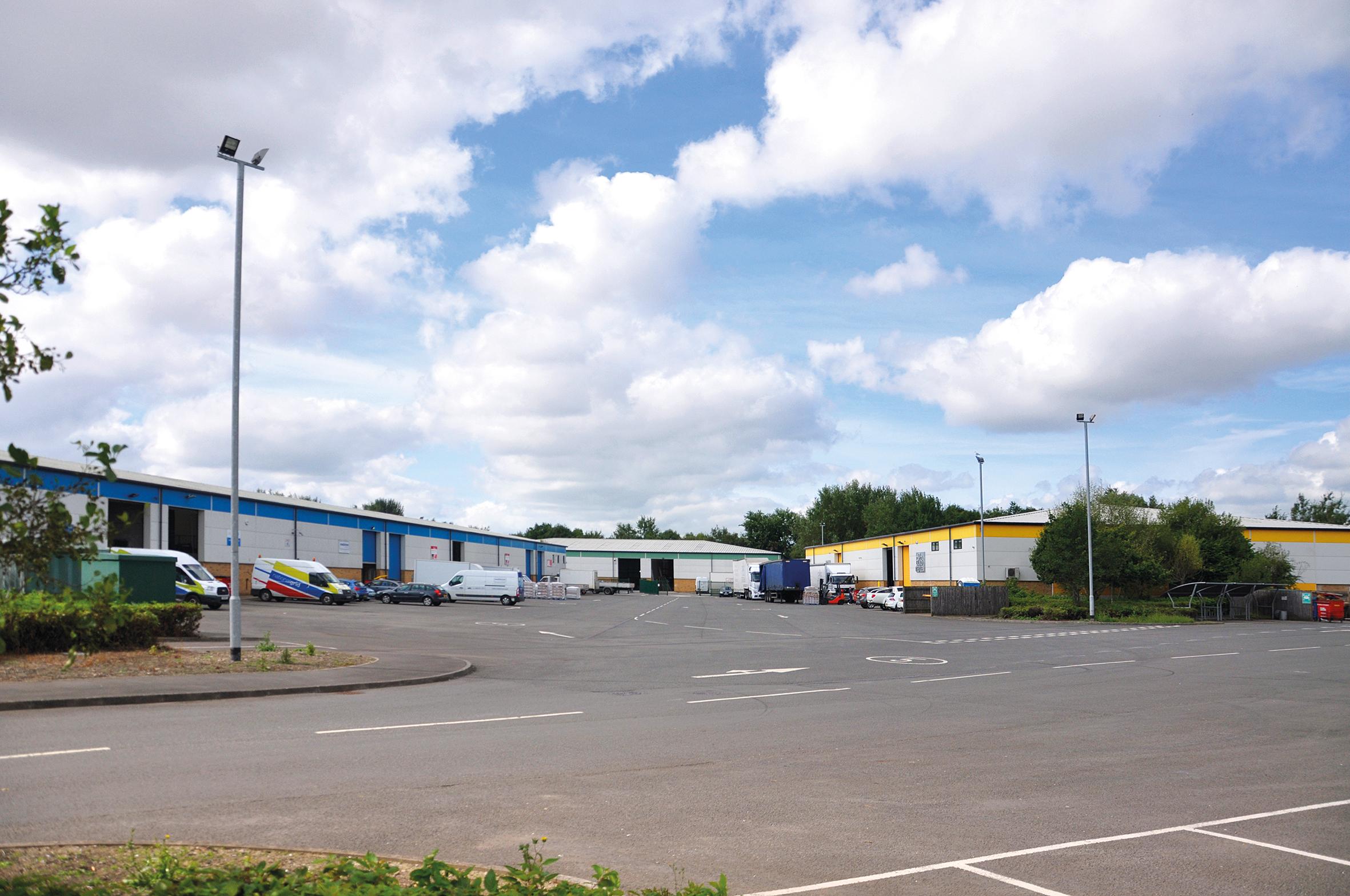 Industrial Cardiff, CF3 2PX - Unit L1, The Levels Business Park