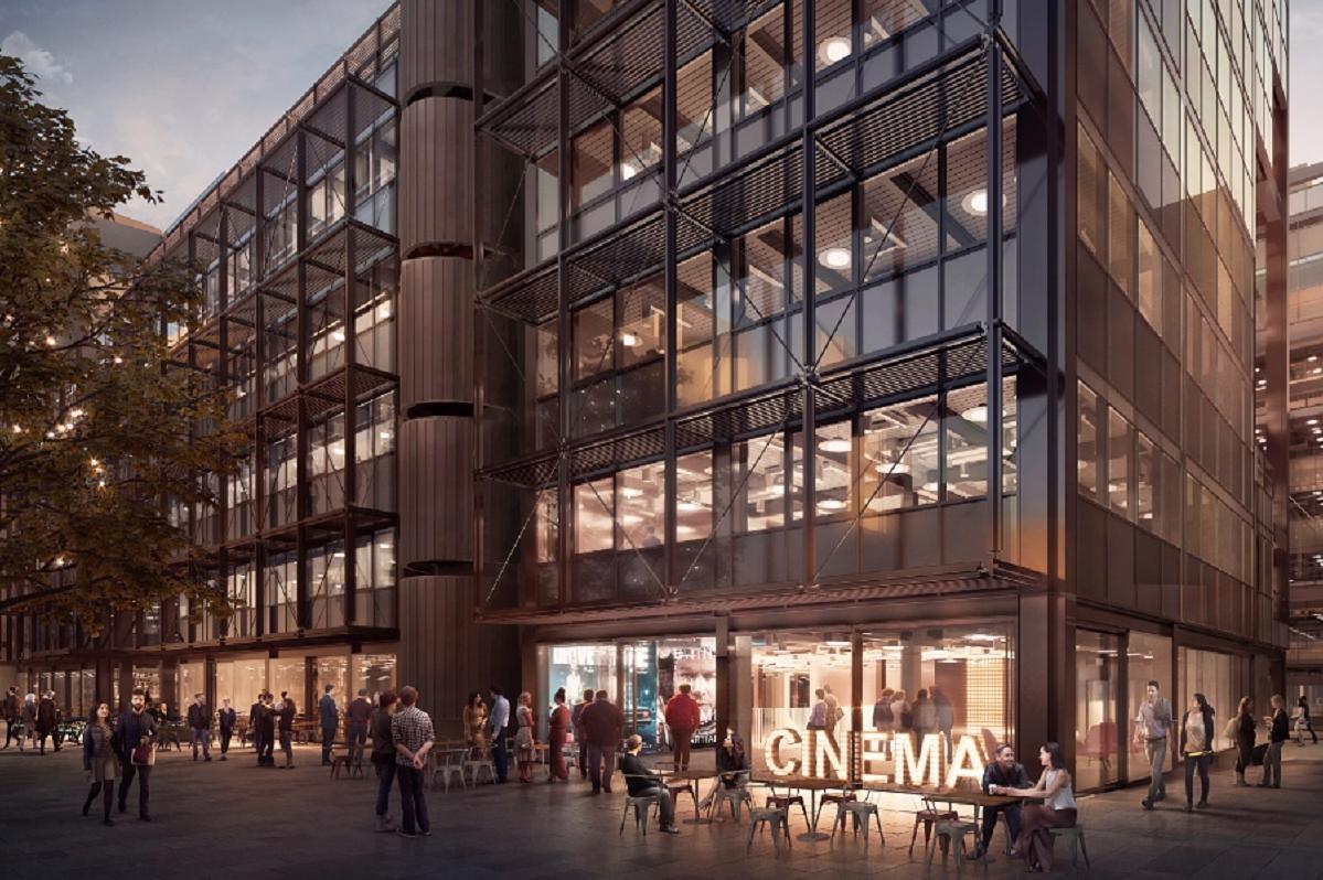 Office London, EC2M 2PP - 1 Finsbury Avenue