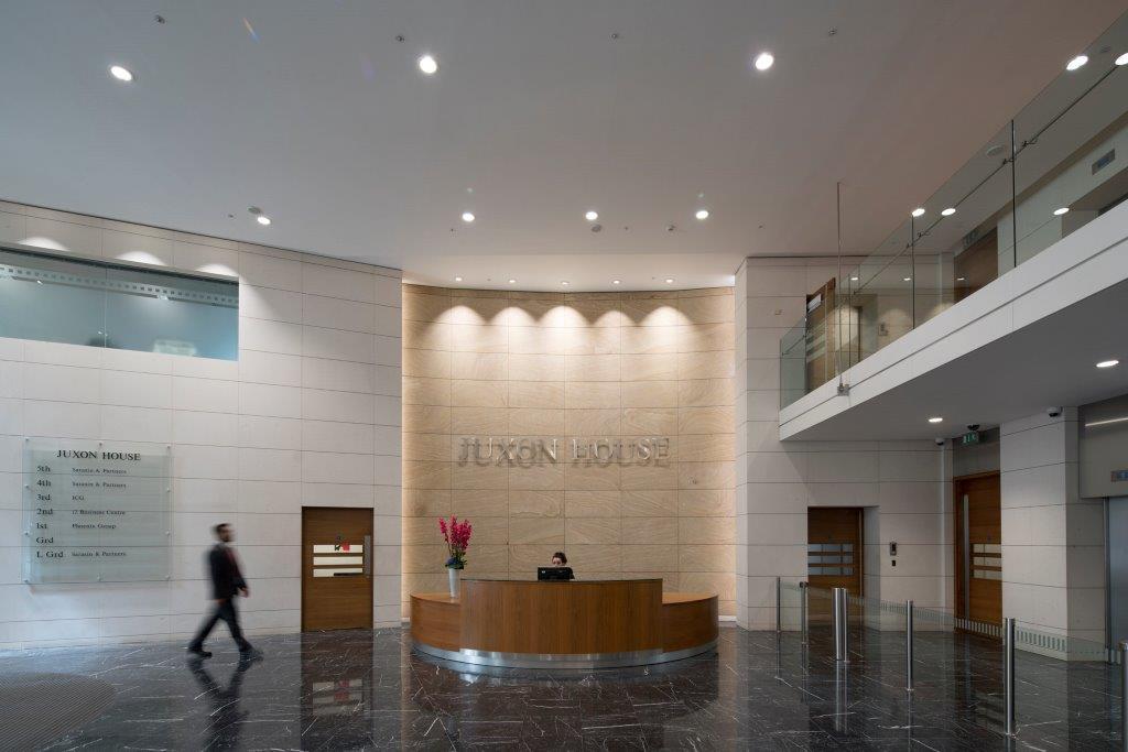 Office London, EC4M 8BU - Juxon House
