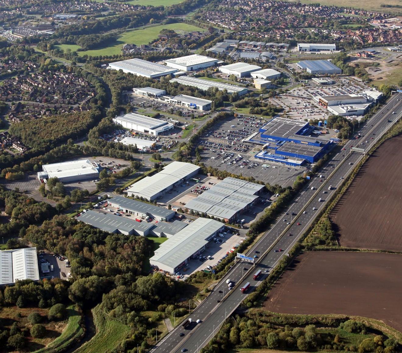 Industrial Warrington, WA5 7WX - Taurus Park