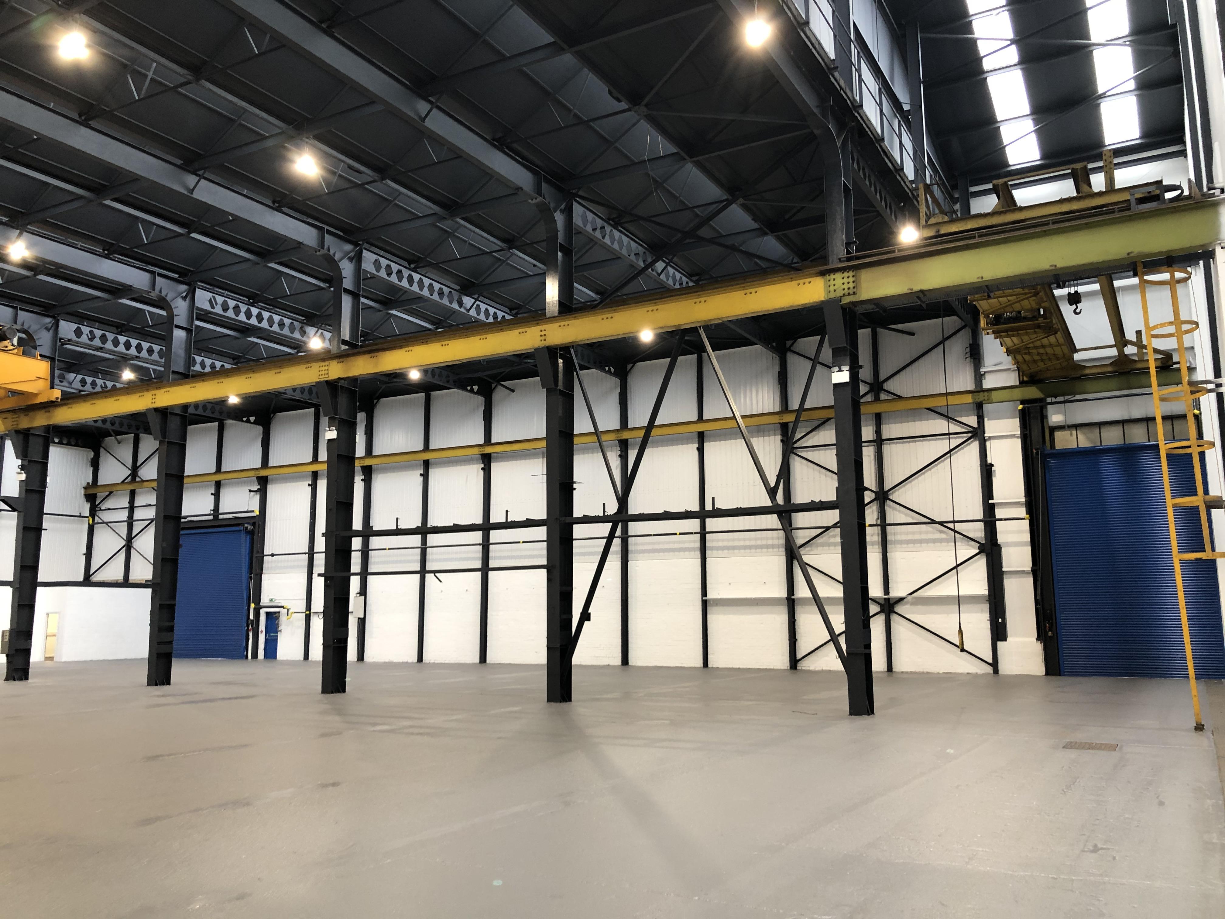 Industrial Wakefield, WF1 5PE - Unit 4 Power Park (formerly Greens Industrial Estate)