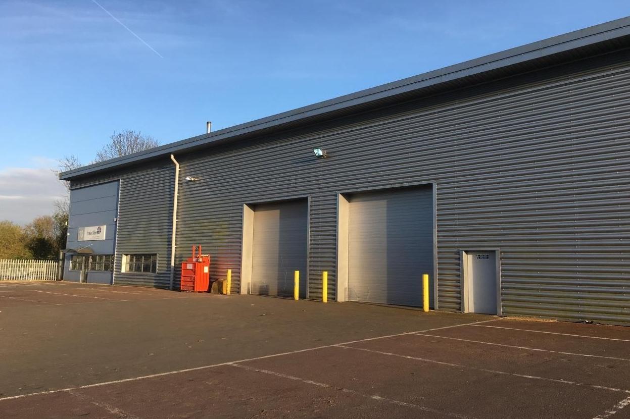 Industrial Redditch, B98 8YN - Target Park, Units 9 & 10