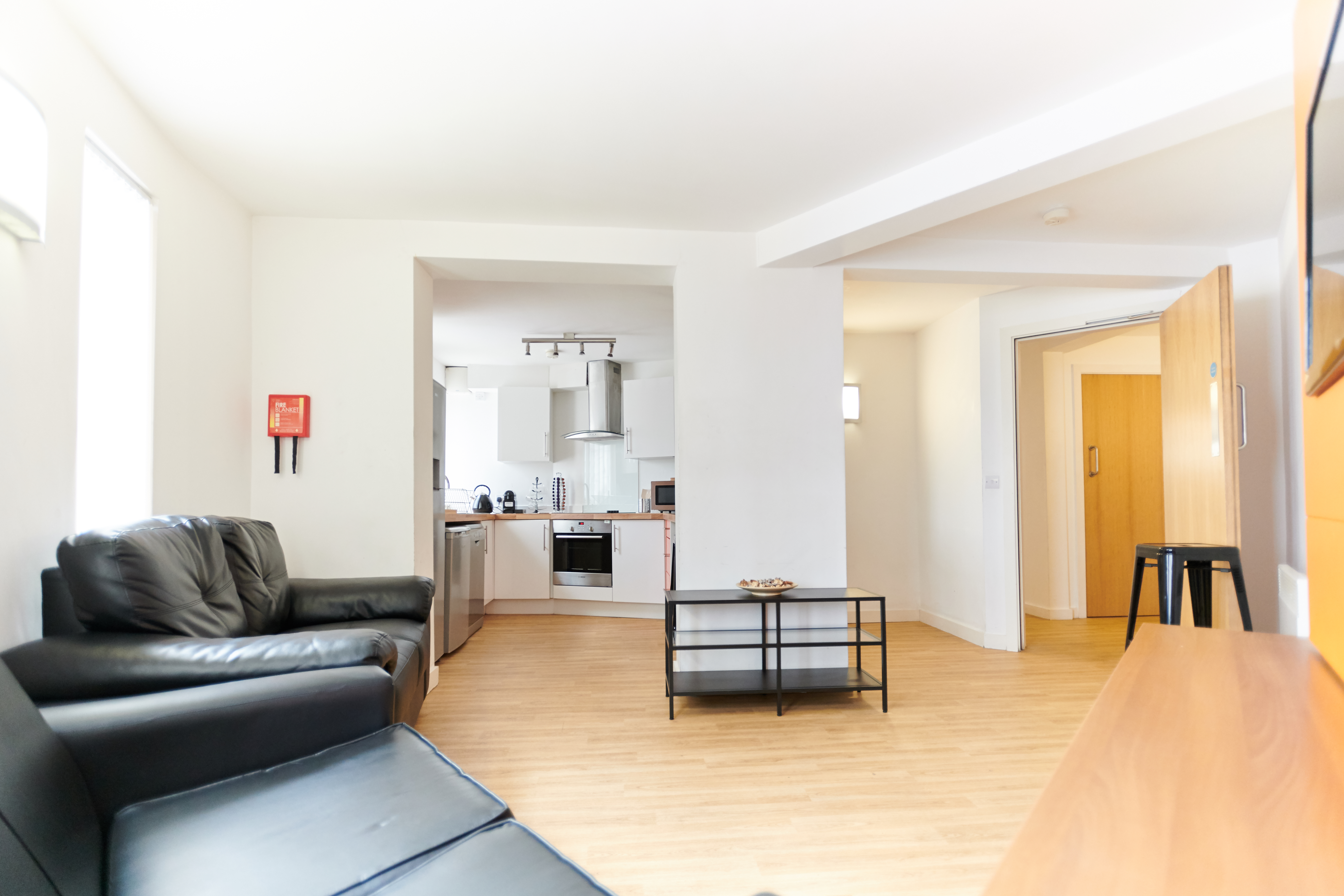 Student housing Manchester, M15 6NU - Boundary Lodge