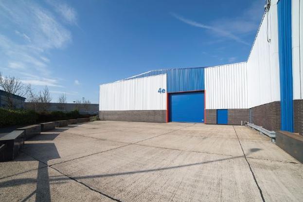 Industrial Hayes, UB3 1DQ - Unit 4E Swallowfield Way