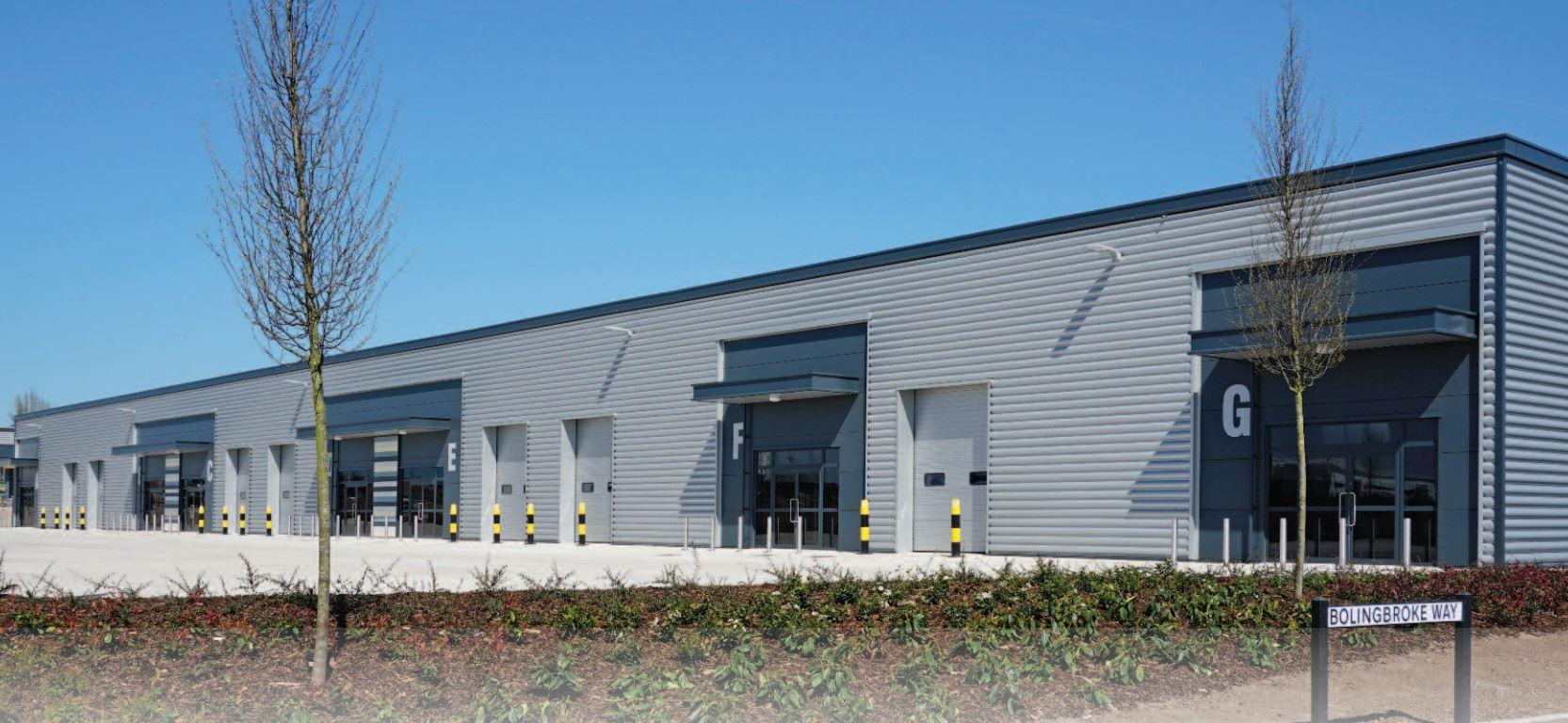 Industrial Bristol, BS34 7QB - Trade Unit D Horizon 38