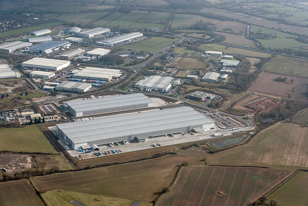Industrial Lichfield, WS13 8LH - Prologis Park Fradley