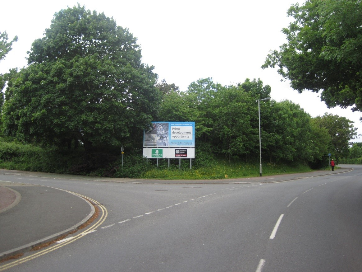 Land Plymouth, PL6 5WR - Part Plot B240