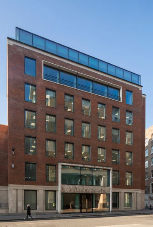 Office London, EC4M 7BP - St. Pauls House