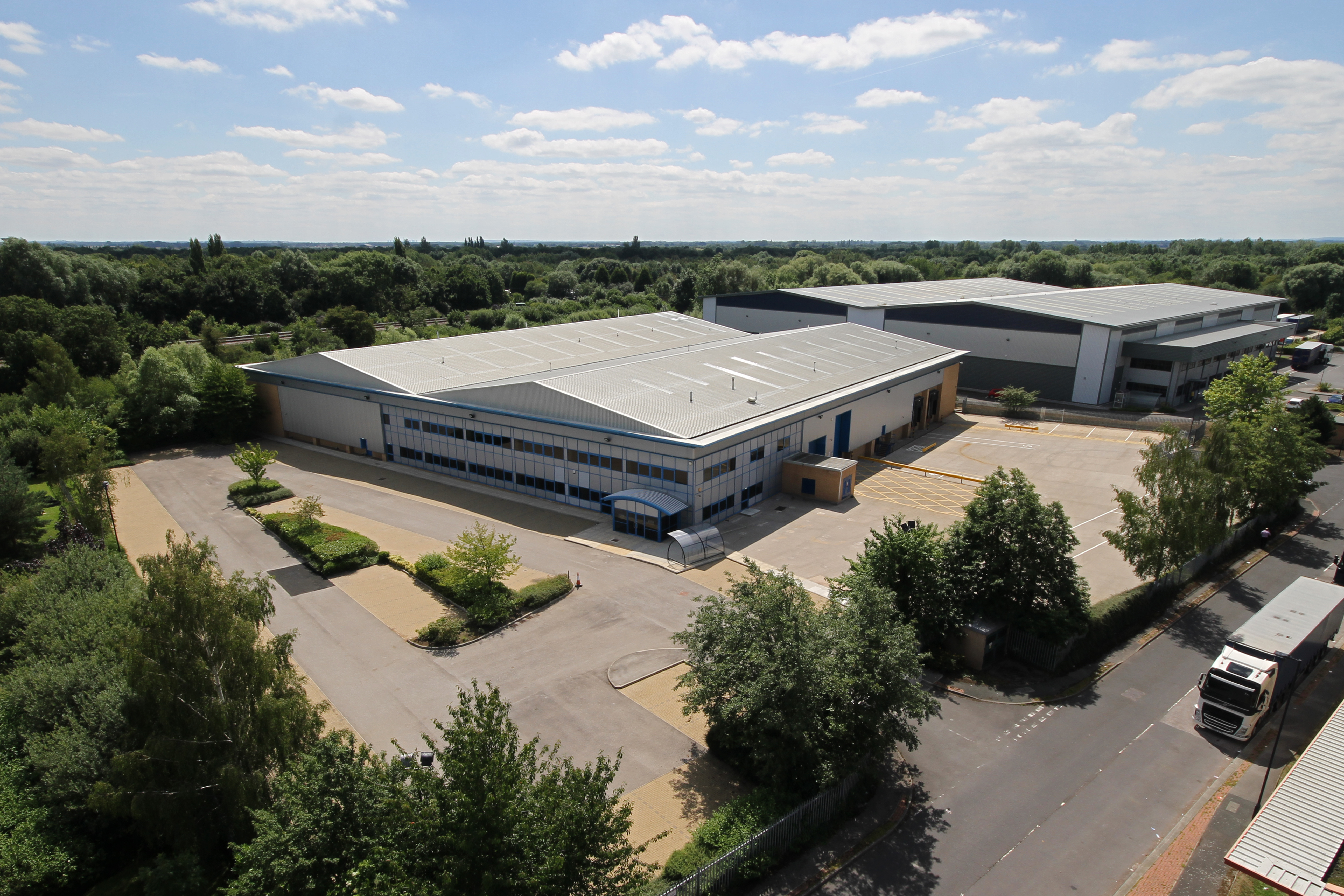 Industrial Doncaster, DN8 5TZ - Unit 3 Alpha Court