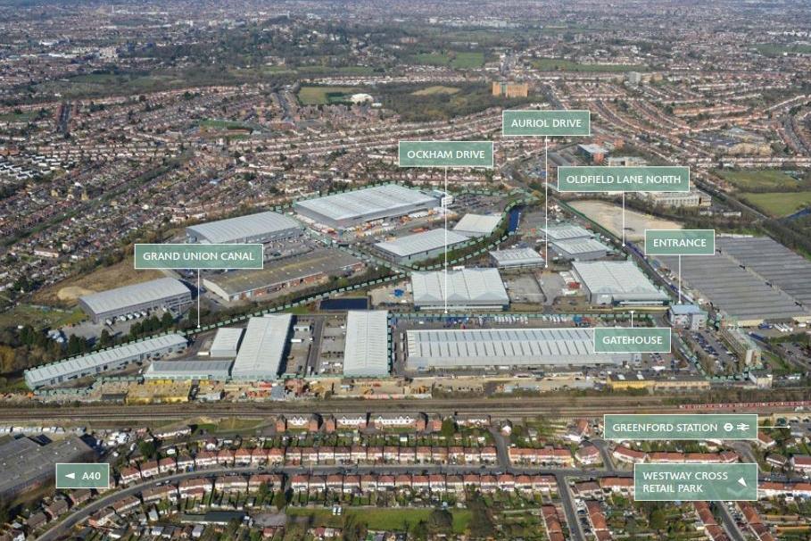 Industrial Greenford, UB6 0AZ - Unit 18 Greenford Park
