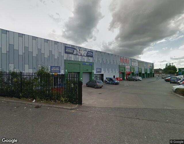 Industrial Oldham, OL8 4RG - Junction Trade Park