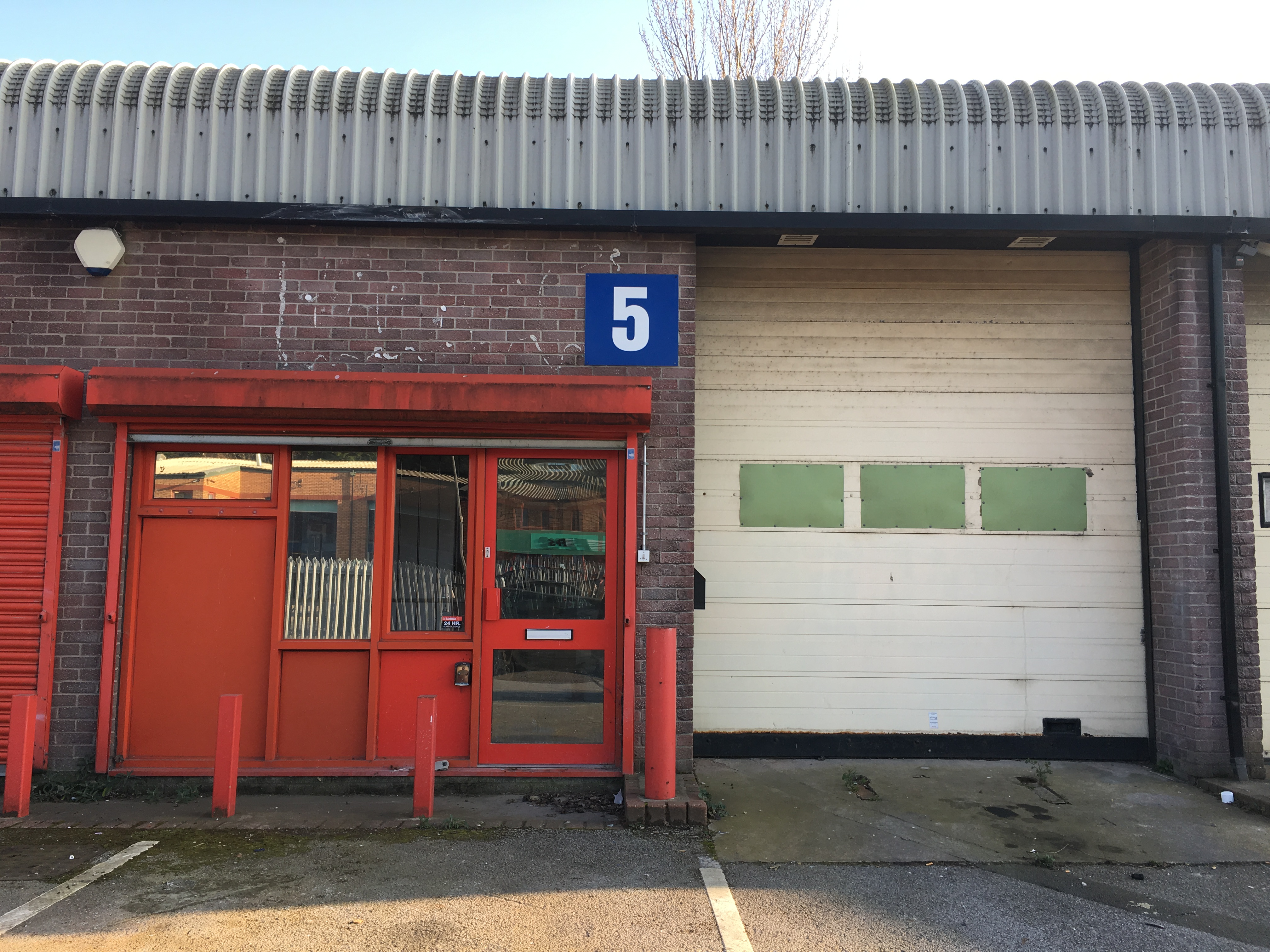Industrial Cardiff, CF24 5JR - Unit 5, Swift Business Centre