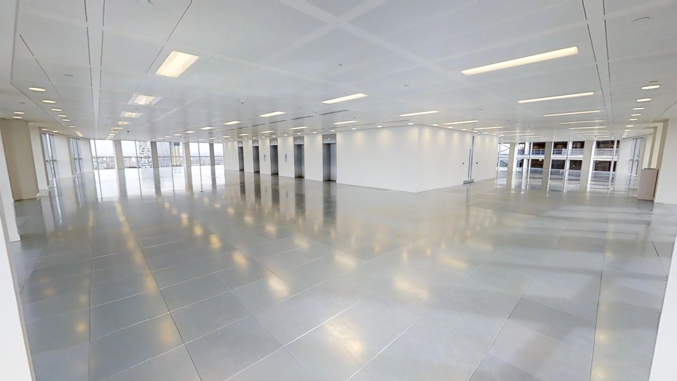 Office London, EC2M 3XD - 99 Bishopsgate