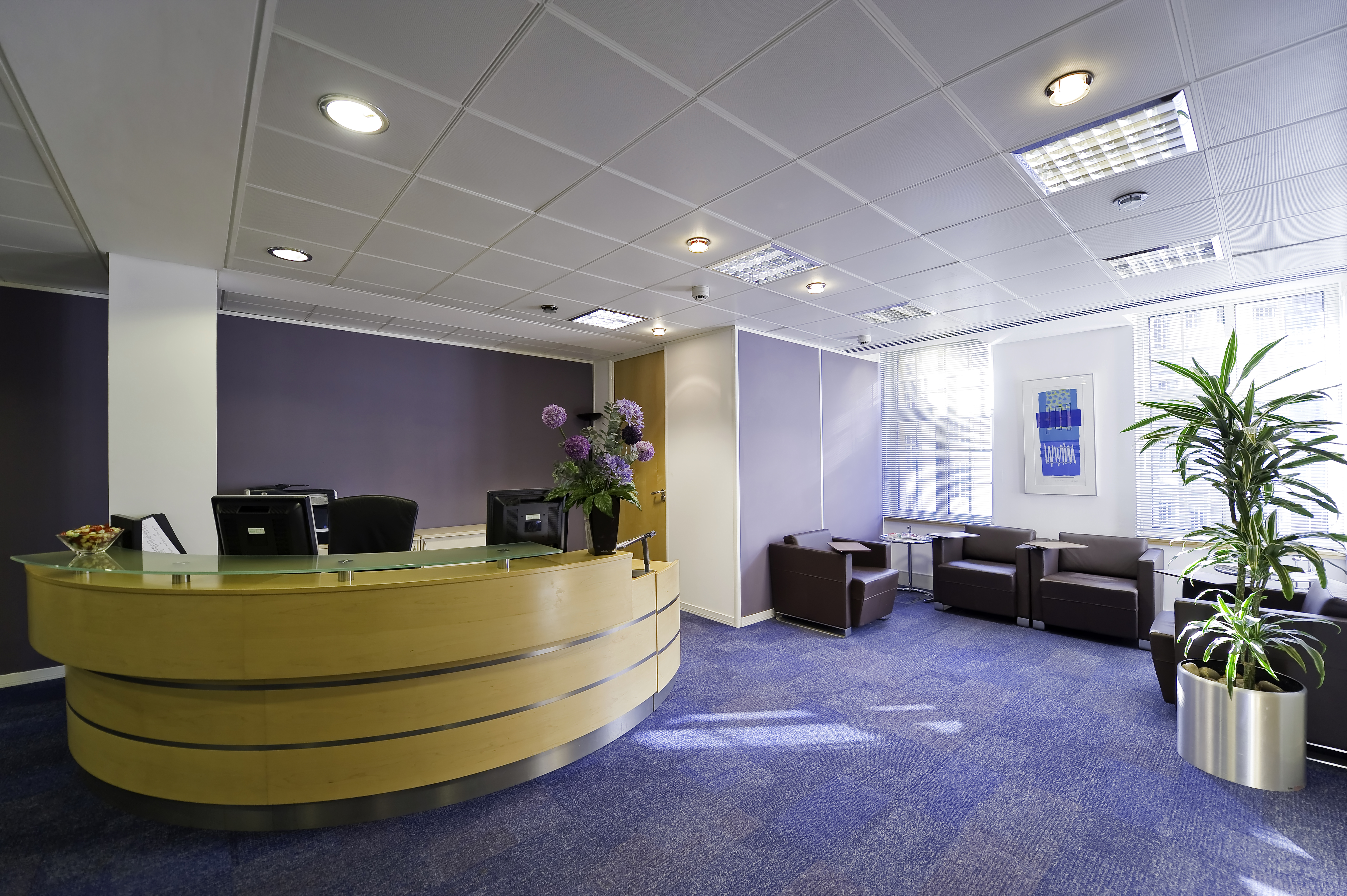 Serviced office London, SW1H 0RG - 50 Broadway