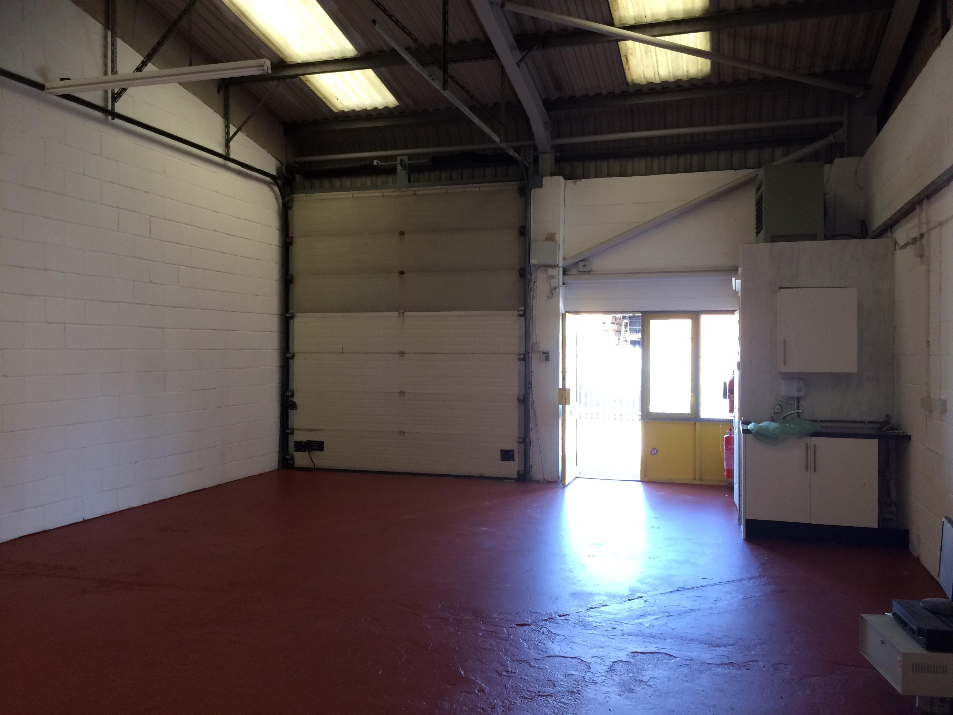 Industrial Cardiff, CF24 5JR - Unit 7, Swift Business Centre