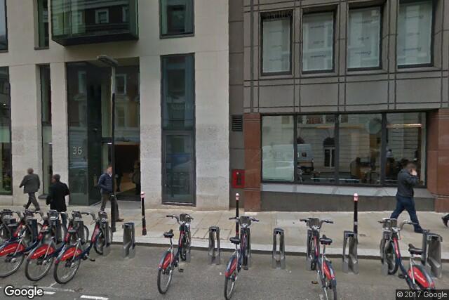 Serviced office London, EC4R 1BR - 33 Queen Street