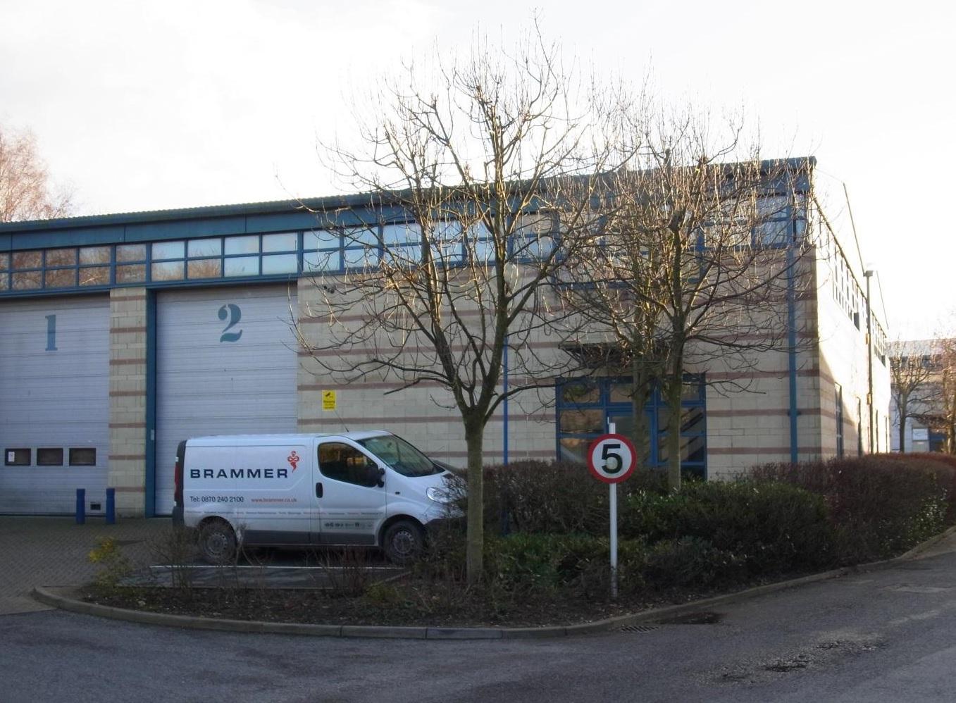 Industrial Hayes, UB4 0JZ - Unit 2, Brook Industrial Estate