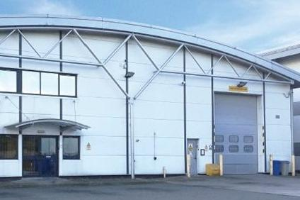 Industrial Manchester, M17 1NF - Unit 2 Circle South