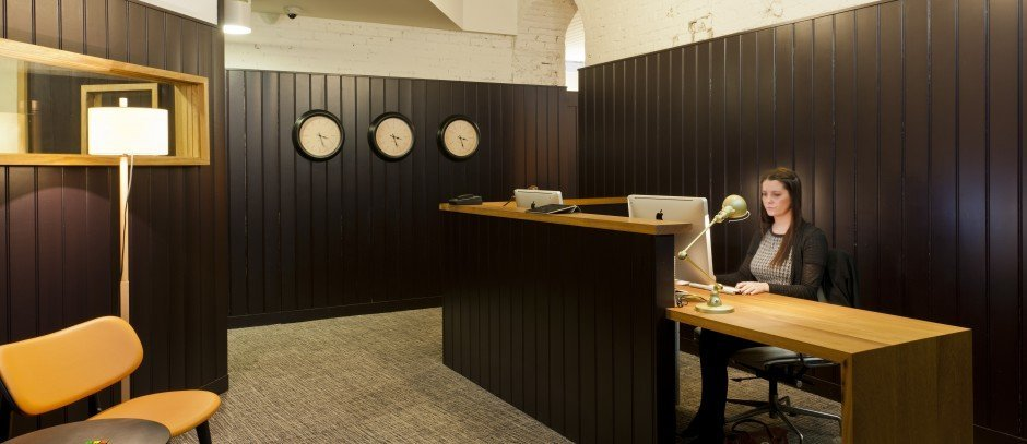 Serviced office London, EC2N 2AT - Warnford Court