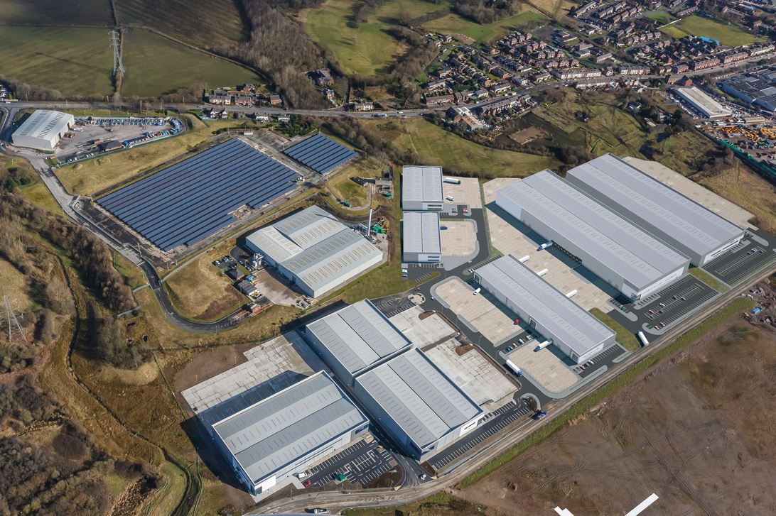Industrial Bolton, BL5 1BT - Multiply At Logistics North - Phase 3