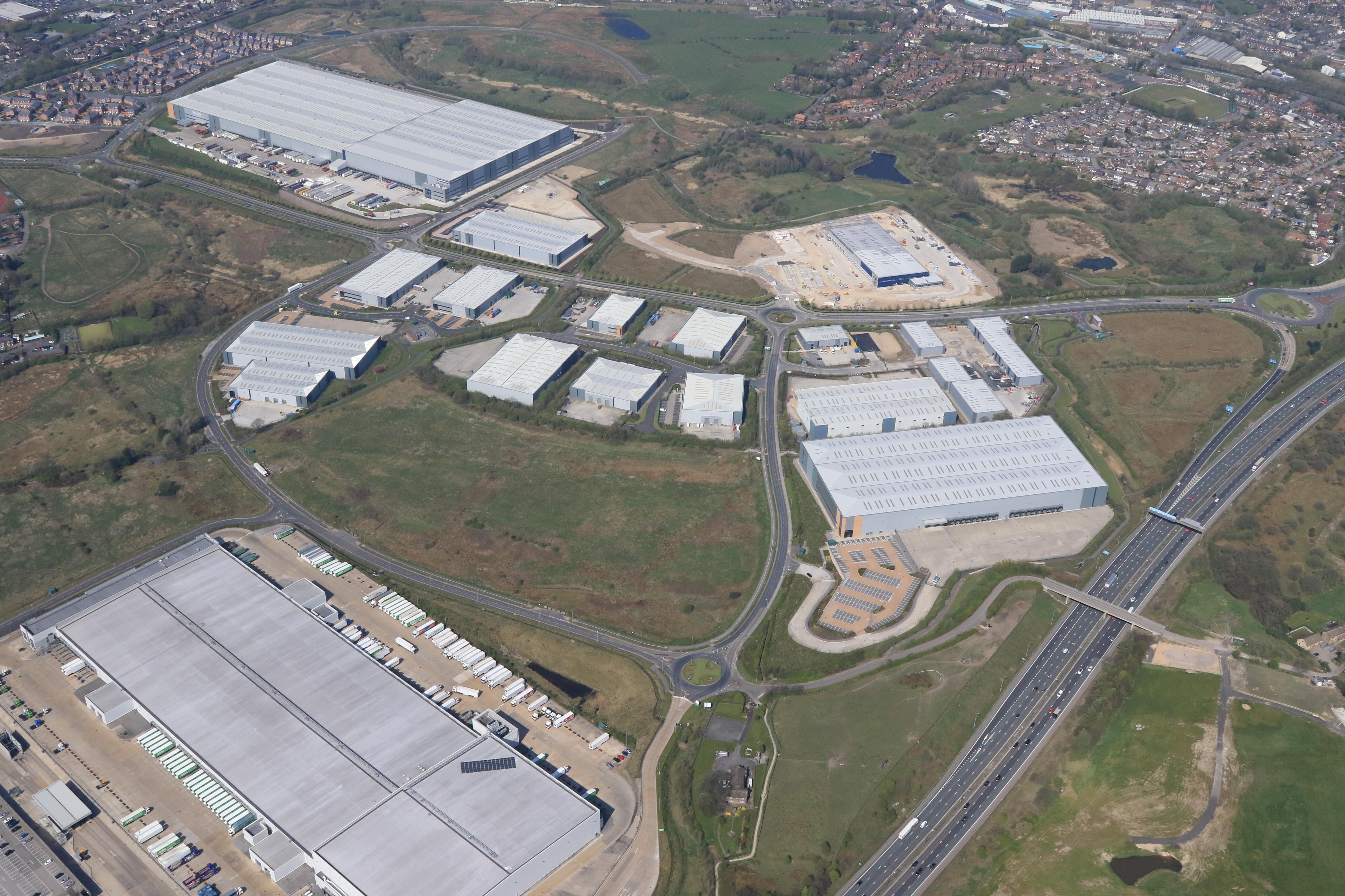 Industrial Rochdale, OL16 4NG - Kingsway Business Park