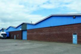 Industrial Wednesbury, WS10 7SF - Wednesbury 280