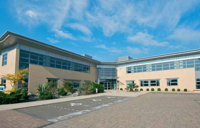 Office Warrington, WA3 6YE - Part Ground Floor 104 Dalton Avenue
