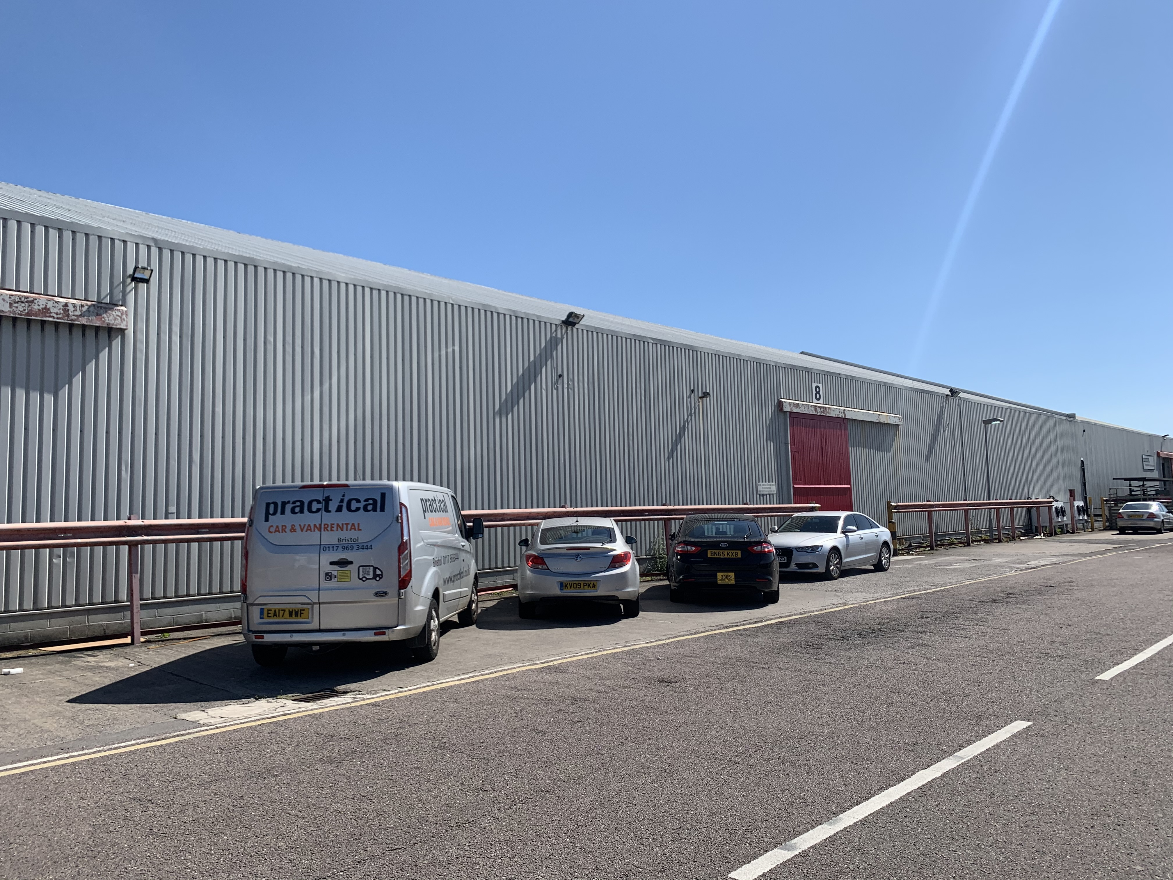 Industrial Bristol, BS16 9QH - Unit 11 Pucklechurch Trading Estate