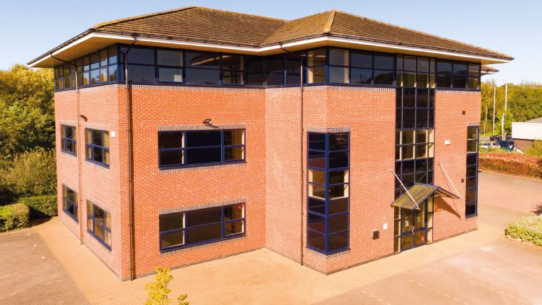 Office Burntwood, WS7 3GF - Unit 4 Newlands Court
