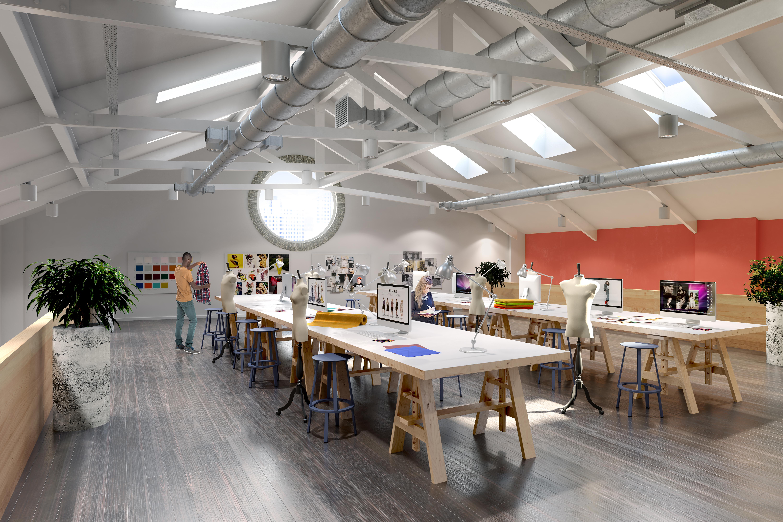 Office London, E15 2QS - Sugar House Island