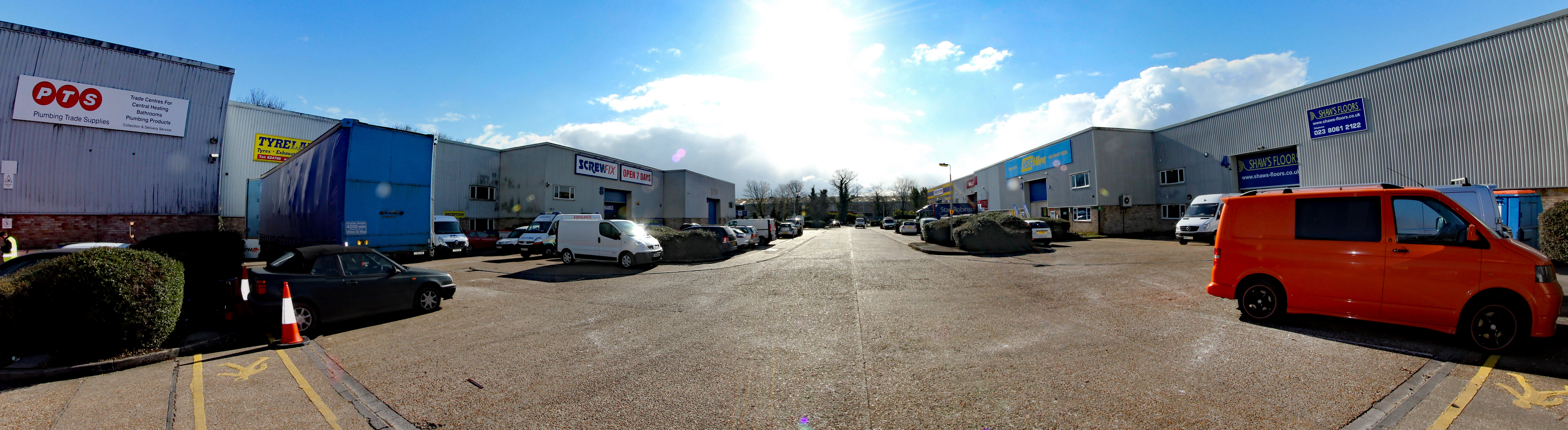 Industrial Eastleigh, SO50 4NT - Unit 9 Goodwood Road