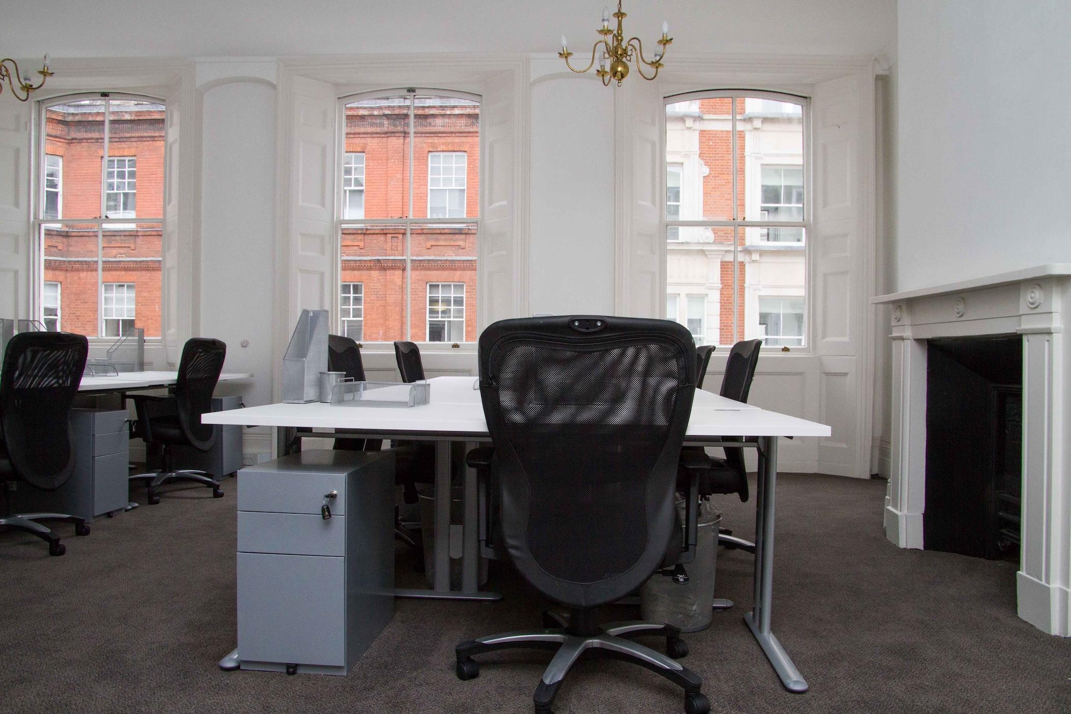 Serviced office London, WC2E 8PS - 7 Henrietta Street