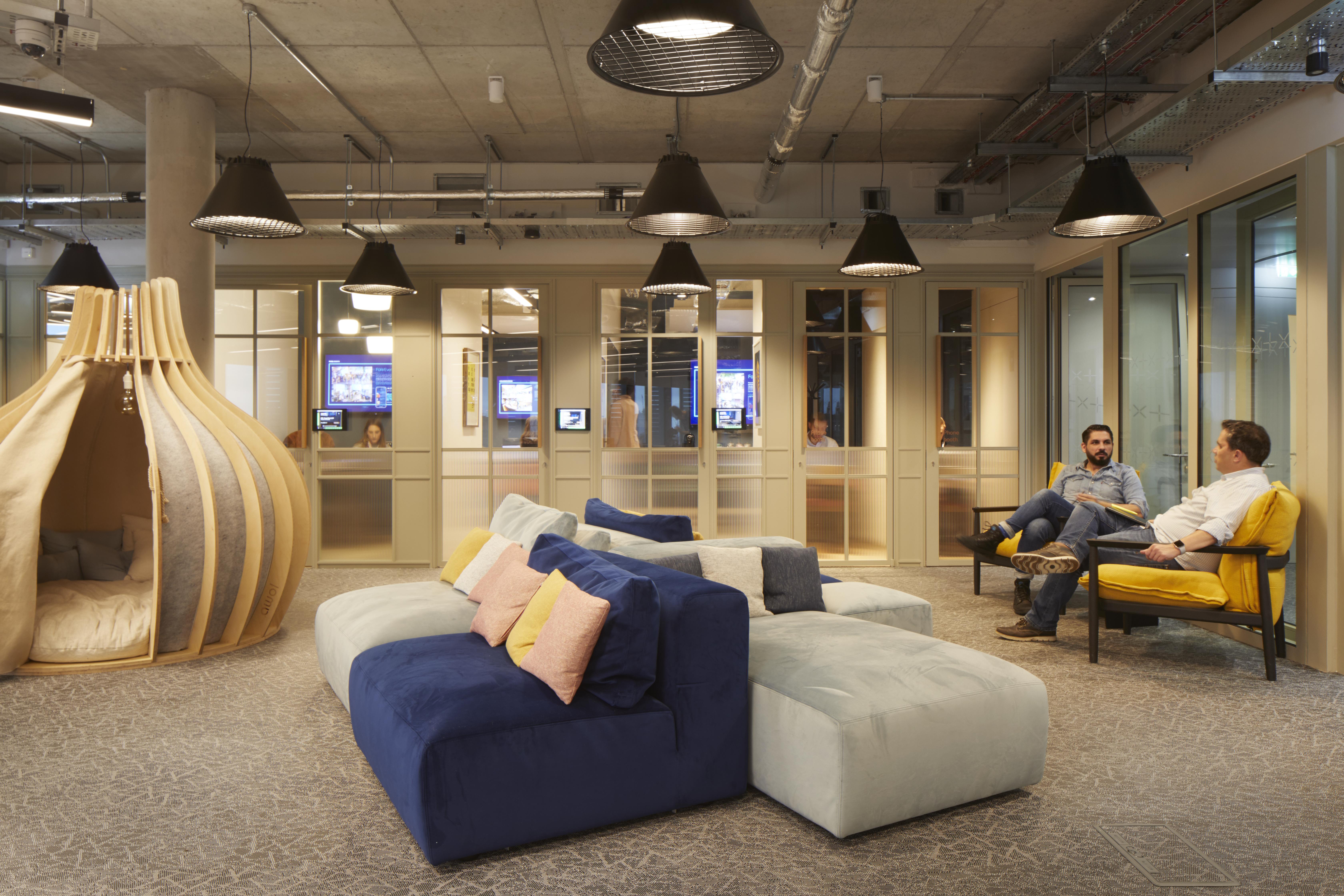 Serviced office London, SE1 6FP - Southwark