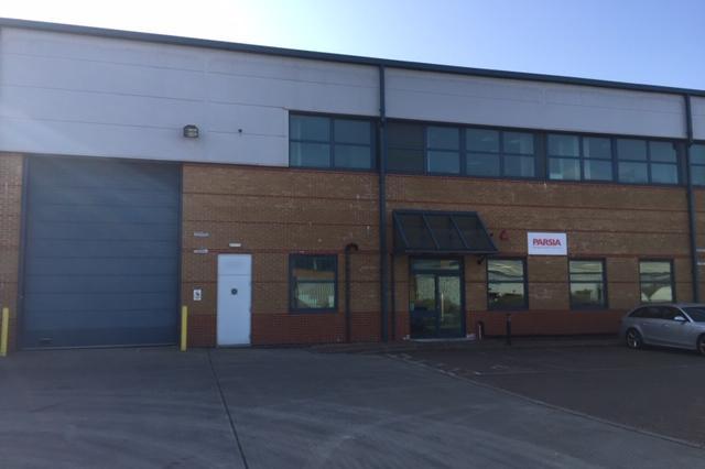 Industrial Park royal, NW10 6PW - Unit 4, Powergate Business Park